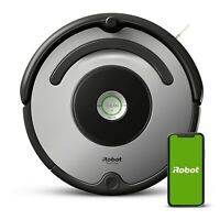 Deals on iRobot Roomba 677 Vacuum Cleaning Robot Refurb