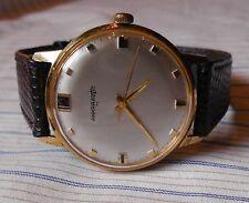 Alte vergoldete Herren ANKRA MATIC 71 Automaik 60er Vintage Diver Automatic Uhr