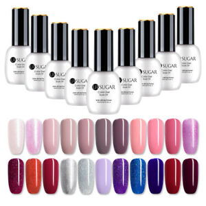 UR-SUGAR-15ml-Nagel-Gellack-Tips-Pink-Soak-off-Nail-UV-Gel-Polish