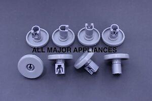 Dishlex Dishwasher Bottom Basket Wheels pkt  850286965-00//4  FREE POSTAGE