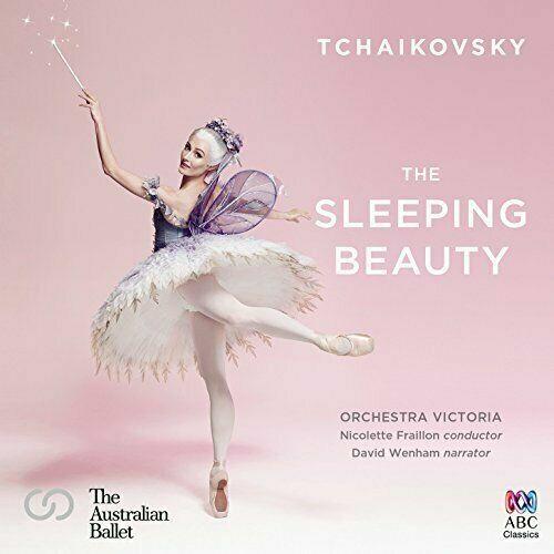 TCHAIKOVSKY The Sleeping Beauty CD NEW Australian Ballet Orchestra Victoria