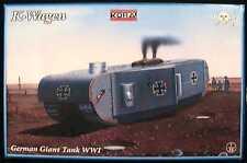 KORA Models 1/35 German K-WAGEN WORLD WAR I GIANT TANK