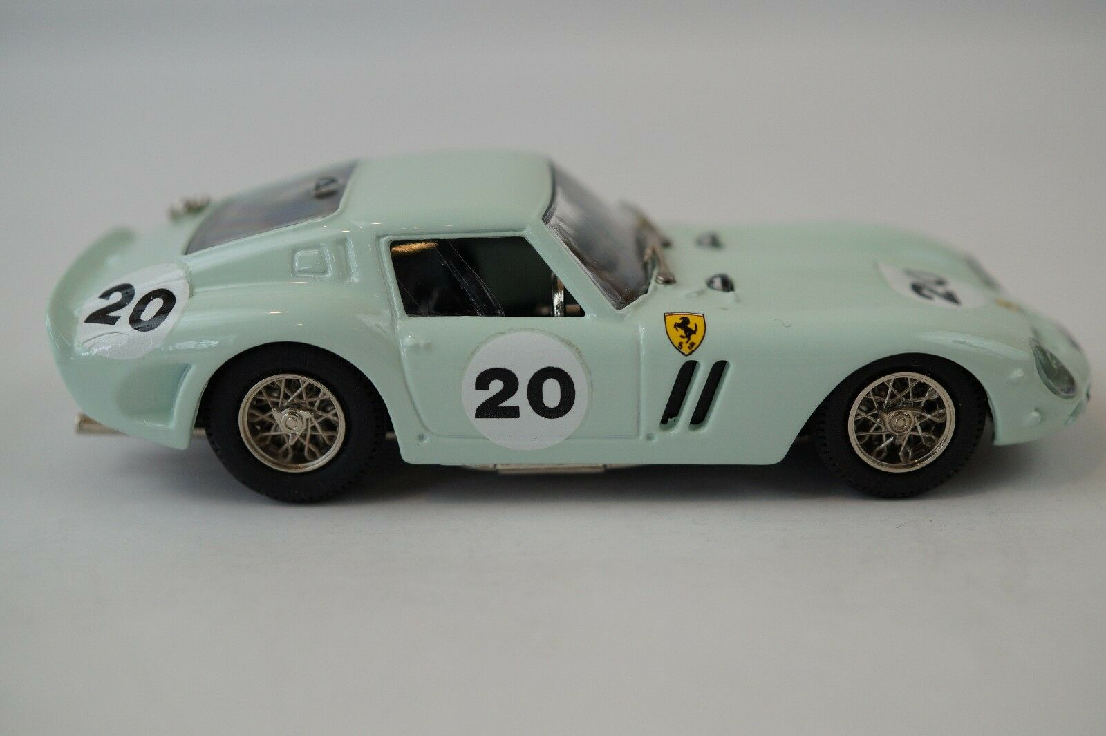 Ferrari 250 GTO LeMans 1 43 scale -1962 - Box Models