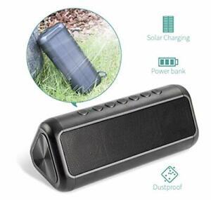 Solar-Bluetooth-Speaker-with-5000mAh-Power-Bank-Elzle-Portable-Outdoor