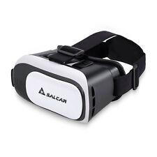 VR Brille 3D Virtual Reality Box für Smartphone iPhone Samsung Google Cardboard