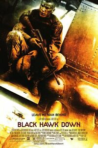 Black-Hawk-Down-DVD-2002-Disc-Only-Josh-Hartnett-Ewan-McGregor-Tom-Sizem