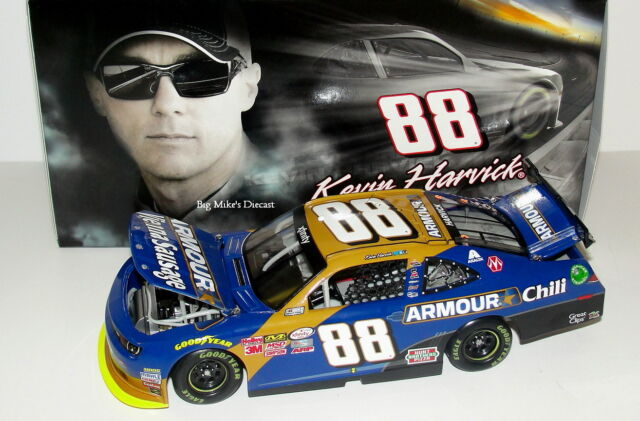 2015 Kevin Harvick #88 Armour Sausages 1/24 Scale Diecast Xfinity Camaro