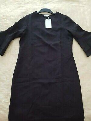 Judith Williams Luxus Kleid mit Trompetenärmeln,schwarz,Gr ...