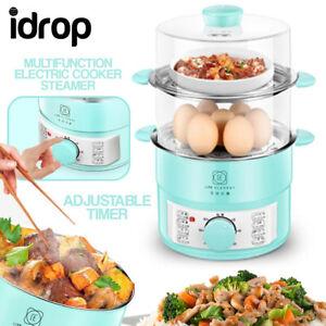 idrop-LIFE-ELEMENT-600W-2-Layer-Electric-Cooker-amp-Steamer-ZDQ-G1074