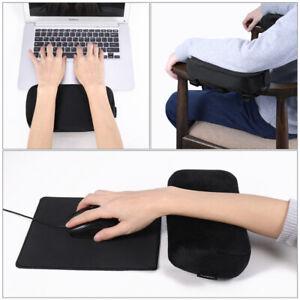 2x-Chaise-Accoudoir-Pads-en-mousse-a-memoire-de-fauteuil-bras-couvre-main-Rest-pad-pour-Bar-Bureau