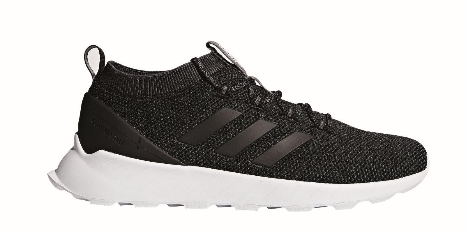 Adidas Core Herren Freizeitschuh QUESTAR RISE schwarz weiß