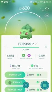Shiny Bulbasaur Trading Pokemon Go Ebay Evolution, stats, moves, location, type weaknesses, data, other forms and more! details about shiny bulbasaur trading pokemon go