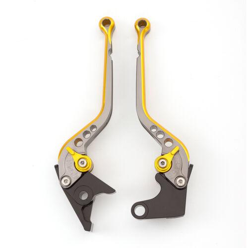 For Yamaha V-Star 650 Custom 98-15 16 Mix Color Long/&Short Brake Clutch Levers