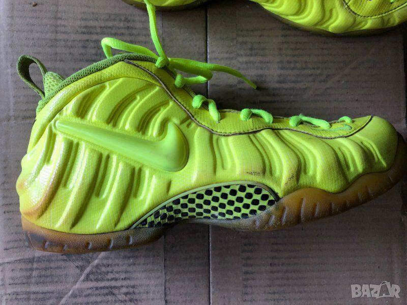 Nike Nike Nike Foamposite Volt   Volt-Black 1e8071