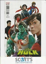 TOTALLY AWESOME HULK  #15  NEW  (1ST PROTECTORS) FREEPOST