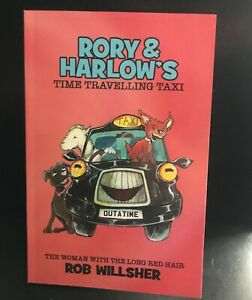 Rory-and-Harlow-039-s-Time-Travelling-Taxi-Book-2-Children-039-s-book