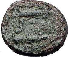 ALEXANDER III the GREAT 325BC Hercules Club Macedonia Ancient Greek Coin i61427