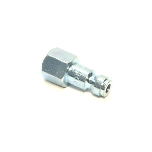 Tru-Flate Automotive Quick Coupler Air Hose Connector Fittings 1//4 NPT T Style