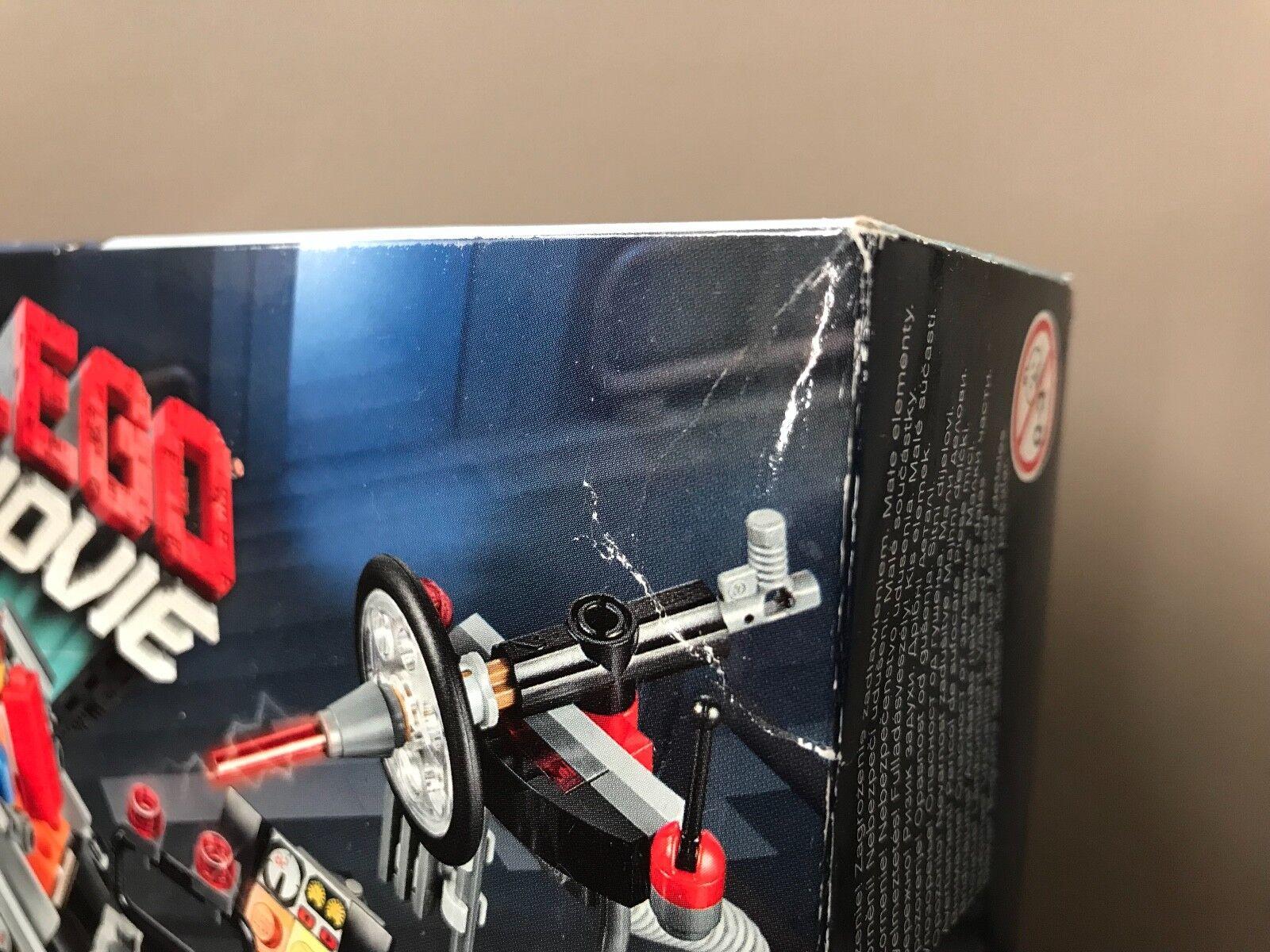 Lego The Movie - LEGO 70801 Melting Melting Melting Room NEW in box    Box Not Mint 07a6f5