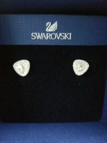 de4e15f18 Swarovski Begin Stud Pierced Earrings - 5098511 for sale online | eBay