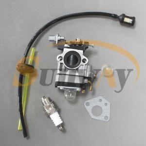 15mm-Carburateur-Bougie-pour-Tondeuse-Debroussailleuse-Tronconneuse-43cc-49cc