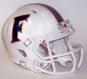Florida Gators White NCAA Riddell Revolution Speed Mini Football Helmet