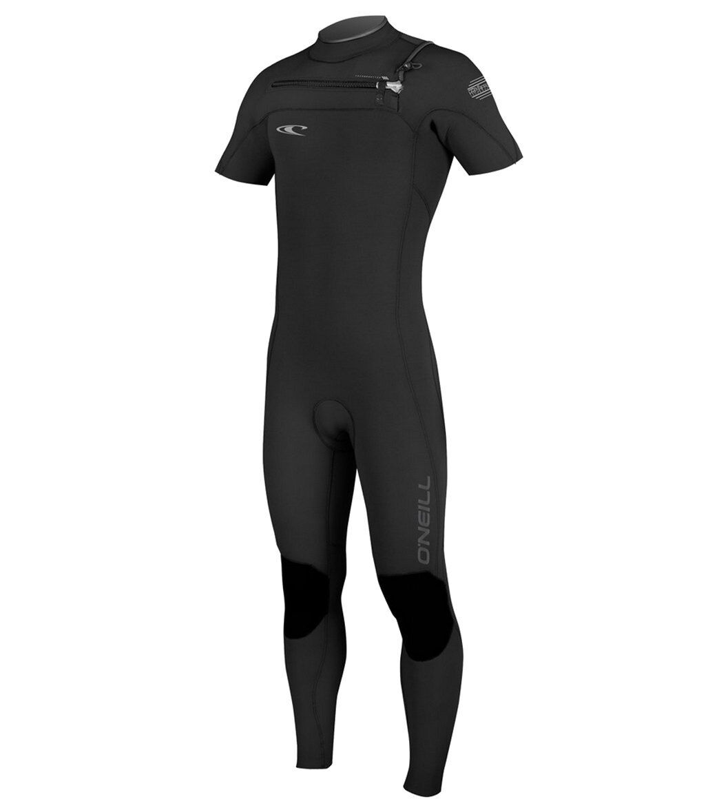 O'NEILL Men's 2mm HYPERFREAK FZ S S Wetsuit - BLK BLK GRAPH - Size Small - NWT