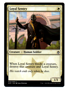 soldier 4x Loyal Sentry Masters 25
