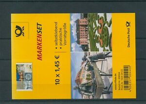 Germany-BRD-Federal-Folienblatt-RC-54-Postmarked-Used-More-See-Shop