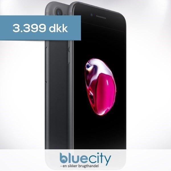 iPhone 7, GB 128, sort