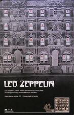 LED ZEPPELIN, PHYSICAL GRAFFITI POSTER (R12)