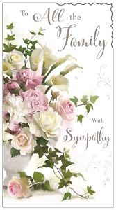 To-All-The-Family-With-Sympathy-Sympathy-Card-Luxury-Card-Made-In-UK-JJ