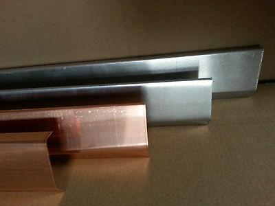 Kupfer oder zink dachrinne