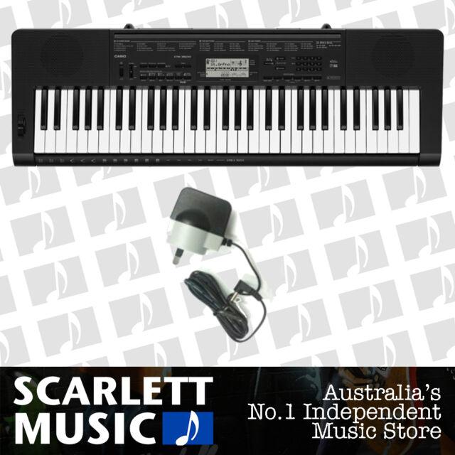 Casio CTK-3500 61 Note Keyboard *UPDATE OF CTK-3200* w/ 5 Years Warranty.