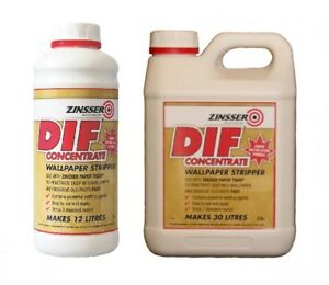 Image is loading Zinsser-Dif-Wallpaper-Stripper-Fast-And-Easy-Removal-