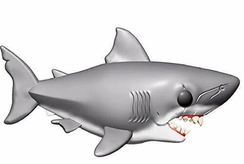 Jaws - Jaws 6 - Funko Pop! Movies: (2019, Toy NUEVO)
