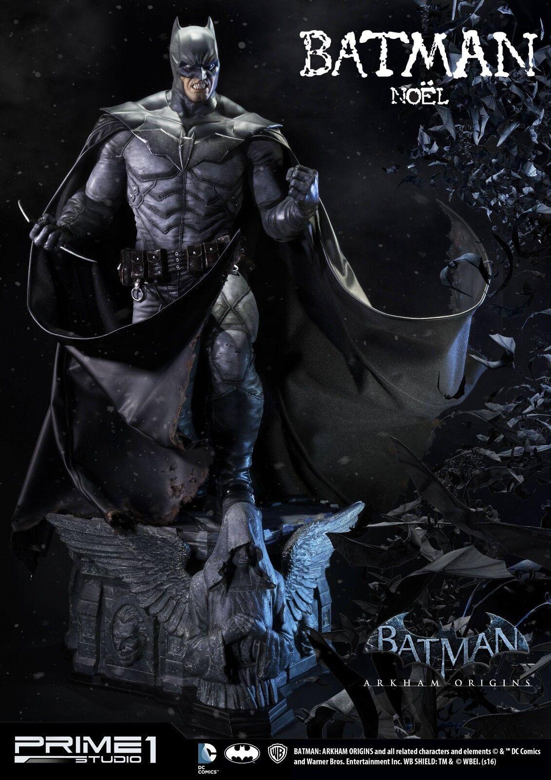 Prime1 Studios Batman Arkham Origins 1/3 Statue Statue Statue Batman Noel Exclusive Ver. 76 cm 5e314c