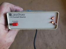 LAKE SHORE CRYOTRONICS Model 110 Current Source CS 110 90-125V:0.2A