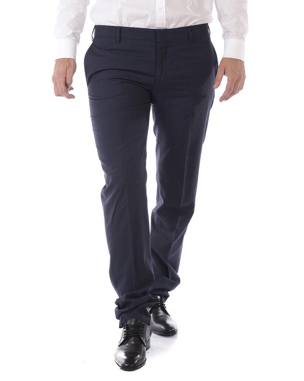 Pantaloni Daniele Alessandrini  Jeans Trouser Lana A I hombres azul A036S20433706  ventas en linea
