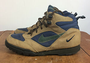 Image is loading Original-Vintage-90s-Nike-Boots-Athletic-Shoes-Grunge- b05428a07