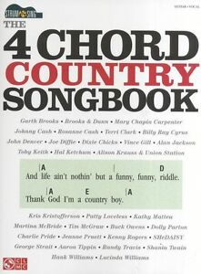 Strum-amp-Sing-The-4-Chord-Country-Songbook-Play-Johnny-Cash-Guitar-Music-Book-HIT