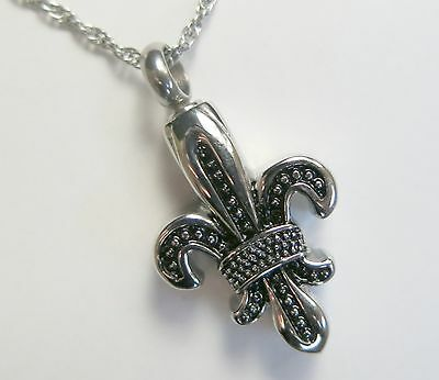 Cremation Necklace Urn Pendant Jewelry NO CHAIN