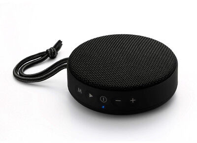 PORTRONICS POR754 SOUND BUN BLUETOOTH SPEAKER+AUX+MICRO SD+USB+MIC+RECHARGEABLE
