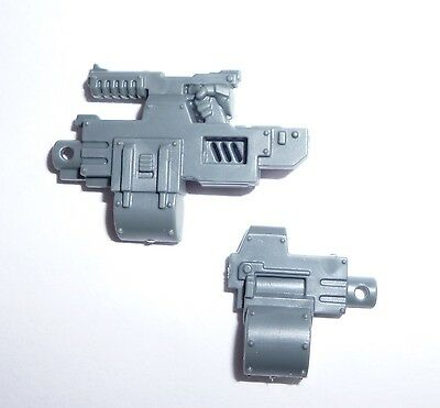 G670 Eresia di Horus Mark III Space Marines Braccio Set x 10