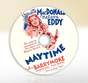 Maytime-1937-DVD-Classic-Musical-Film-Movie-Jeanette-MacDonald-Nelson-Eddy