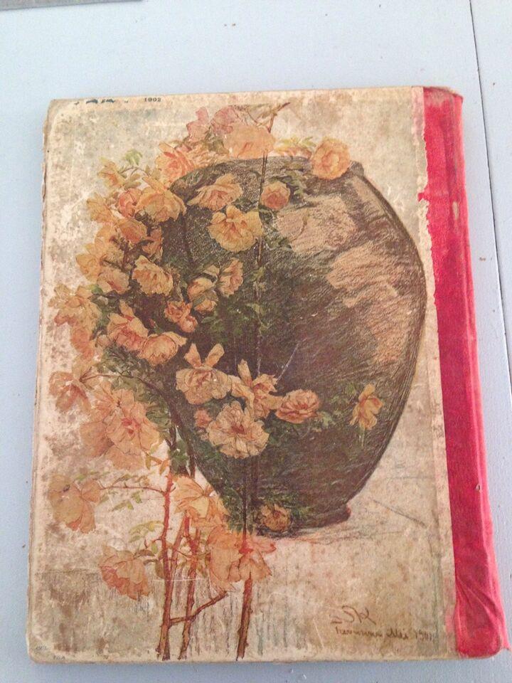 Andre samleobjekter, 116 år gammelt indbundet tidsskrift