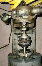 Gast Vacuum Pump 0740 B1321with Electric Motor As Is