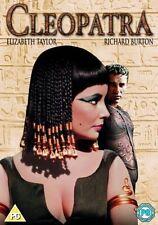 Cleopatra 3-Disc Dvd Elizabeth Taylor Brand New & Factory Sealed