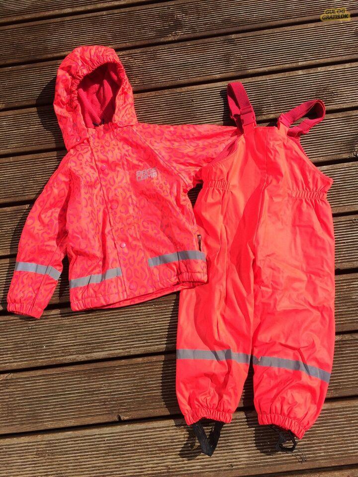 Termotøj, regnsæt, BASE CAMP