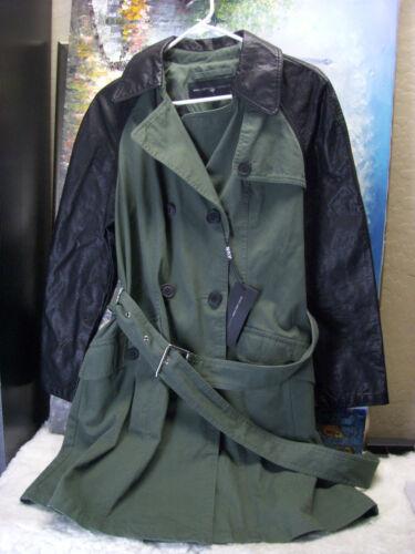 manteau York 250 vintage toile L en Andrew taille New par Carli Marc 5qXPFX